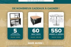 Lots Ateliers de vin Carrefour