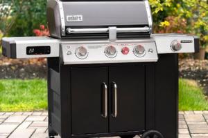 barbecue à gaz Genesis II EX-335 GBS Weber