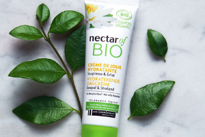crème de jour hydratante Nectar of Bio