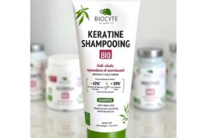 shampooing BIO Kératine de Biocyte