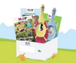 coffrets gratuits BabyClub HiPP Biologique
