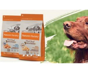 croquettes Nature's Variety pour chiens et chats