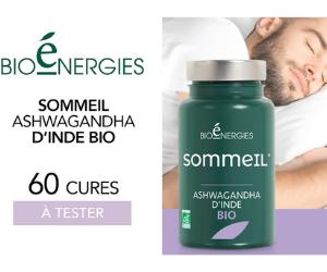 cure Bioénergies Sommeil