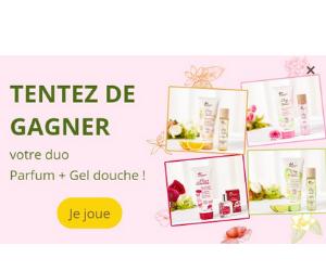 duo parfumé Fleurance Nature