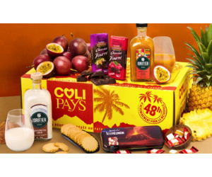 coffret gourmand Colypays