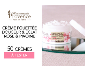 crème fouettée corps ultra hydratante - Rose & Pivoine