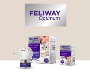 diffuseur olfactif pour chat Feliway Optimum