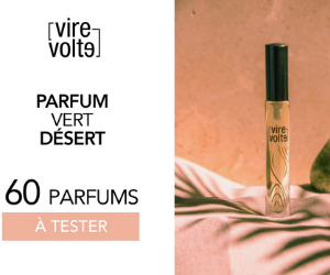 parfum Vert Désert Virevolte
