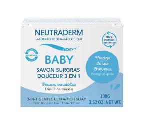 savon surgras douceur 3 en 1 Neutraderm