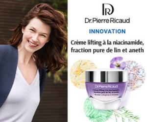 une crème lifting de Dr Pierre Ricaud