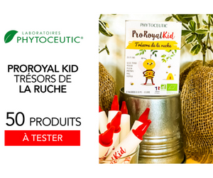 Proroyal Kid Trésors de la Ruche de PHYTOCEUTIC