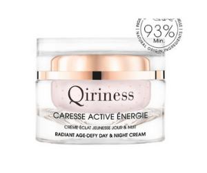 crème Caresse Active Énergie Lift de Qiriness
