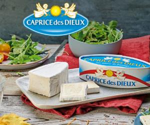 pack découverte fromages Caprice des Dieux