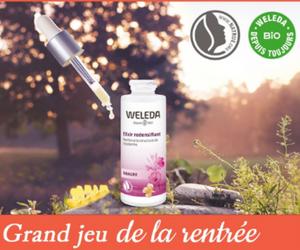 soin Elixir Redensifiant à l'Onagre Weleda