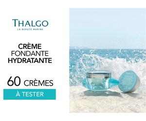 crème fondante hydratante THALGO