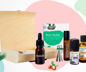 huile essentielle et végétale de Naturactive