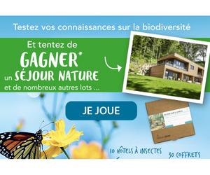 un box séjour Natura box et divers coffrets de soins offerts
